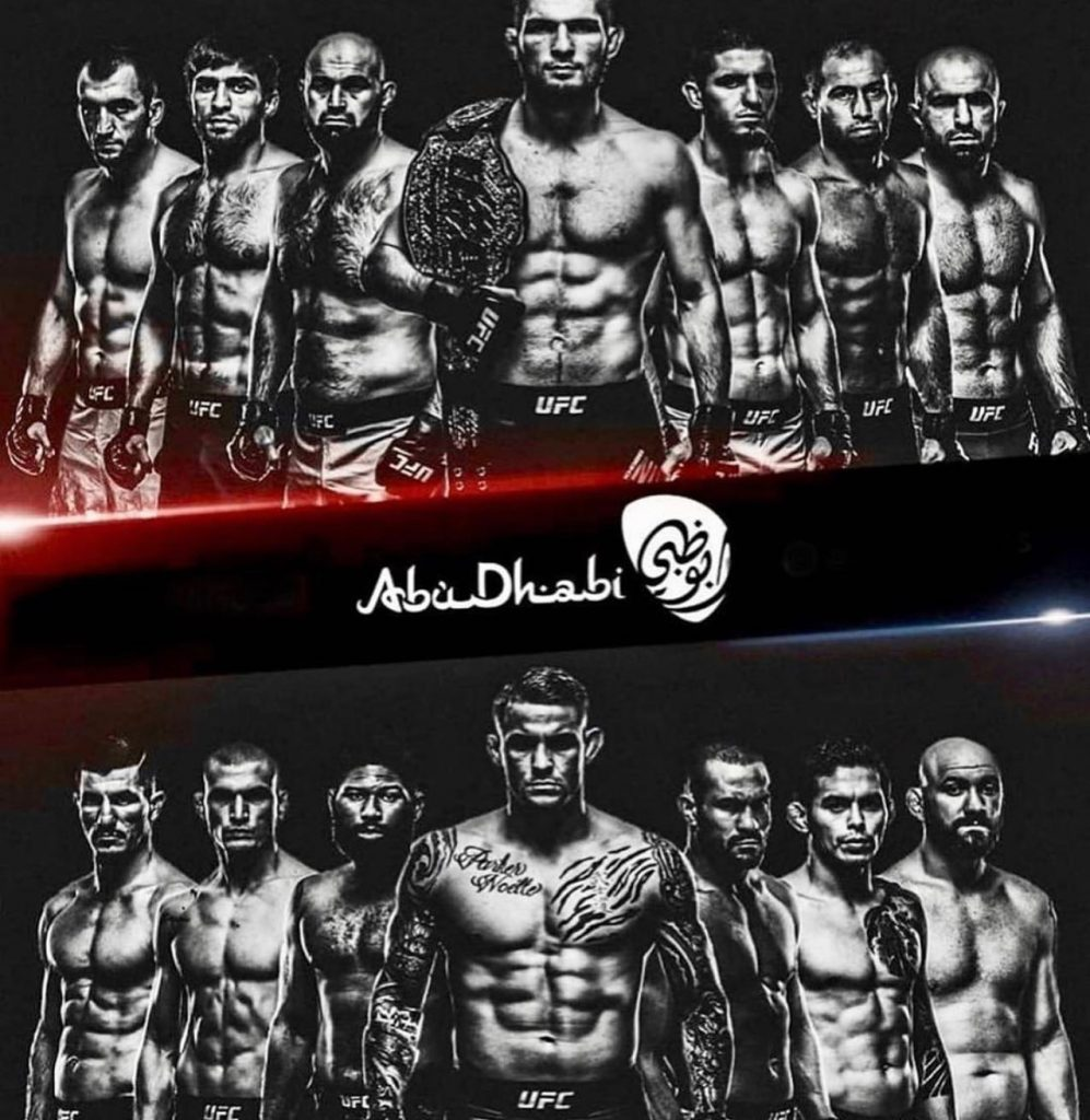 Ruckus UFC 242
