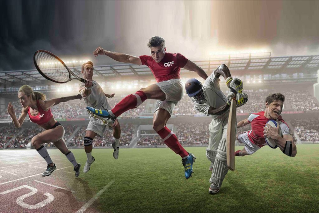 Ruckus World Sports Wrap